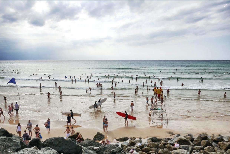 télé travailler à 10 minutes de la plage à Biarritz